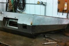 CU bumper-RAW Metal Works