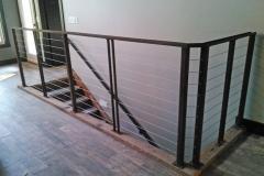 Stair-Railing---house-RAW Metal Works