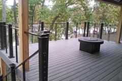 Upper-Deck-Metal-Railings-RAW Metal Works