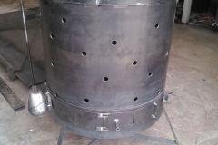 Barrel-Firepit-RAW Metal Works