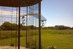 Wire-Corn-Crib-RAW Metal Works