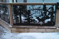 Deer-Railing---RAW Metal Works