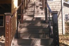 Outside-nmetal-steps-RAW Metal Works