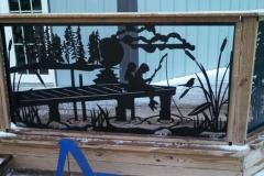 Scenic-Railing---RAW Metal Works