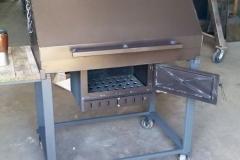 Metal grill-RAW Metal Works