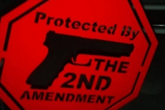 2nd-Amendment-Sign-RAW Metal Works