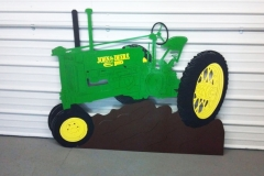 John-Deere-Metal-Sign-RAW Metal Works