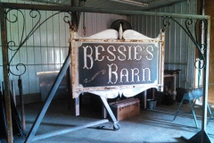 RAW-Metal-Works---Bessie's-Barn-sign