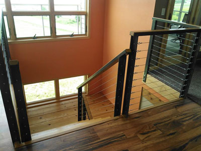 RAW Metal Works Custom Railings